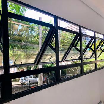 Instalação de Janela Maxim Ar em Valinhos - SP